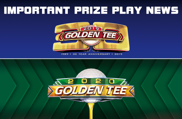Important Prize Play News