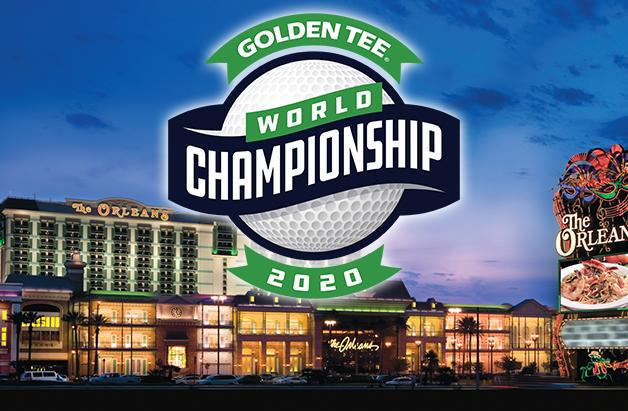 2020 Golden Tee World Championship