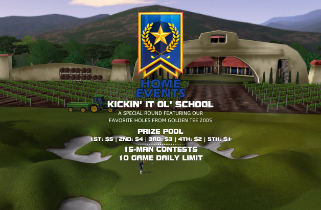 Kickin' It Ol' School Home Event!