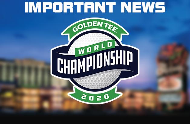 Important World Championship News
