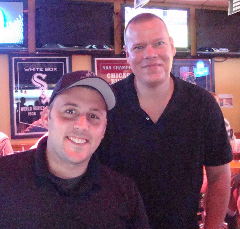 Adam Kramer & Brad Litz
