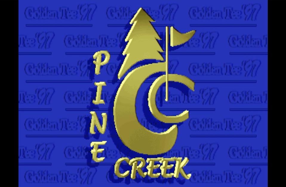 Original Pine Creek logo