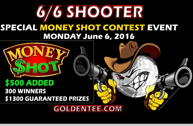 Six shooter marquee