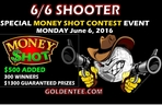Marquee small six shooter marquee