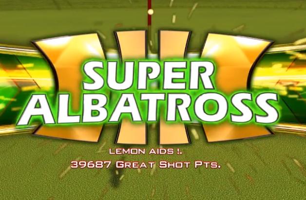 Albatross marquee
