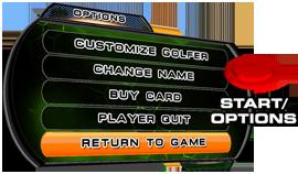 Start/Options