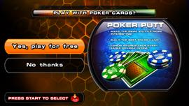 Poker Putt!